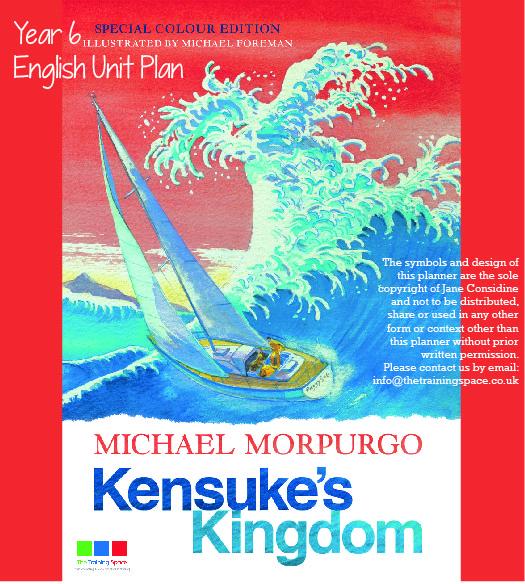 Kensuke's Kingdom - Unit Plan - Yr6 - The Training Space