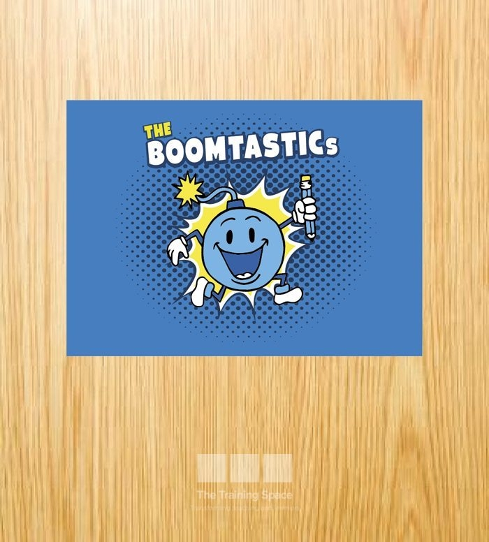 BOOMTASTIC Characters