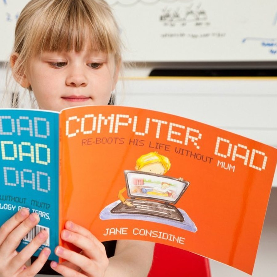 Computer Dad by Jane Considine