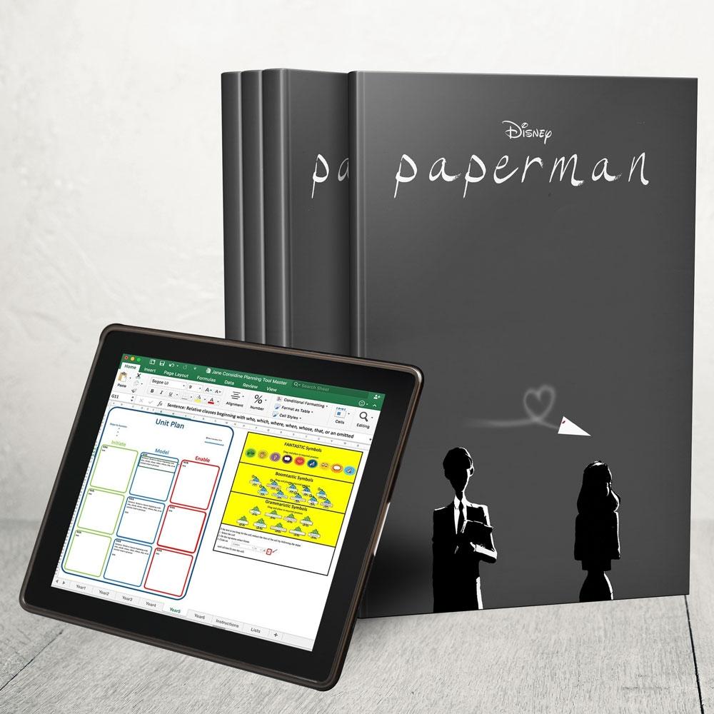 Paperman – Unit Plan – Year 6