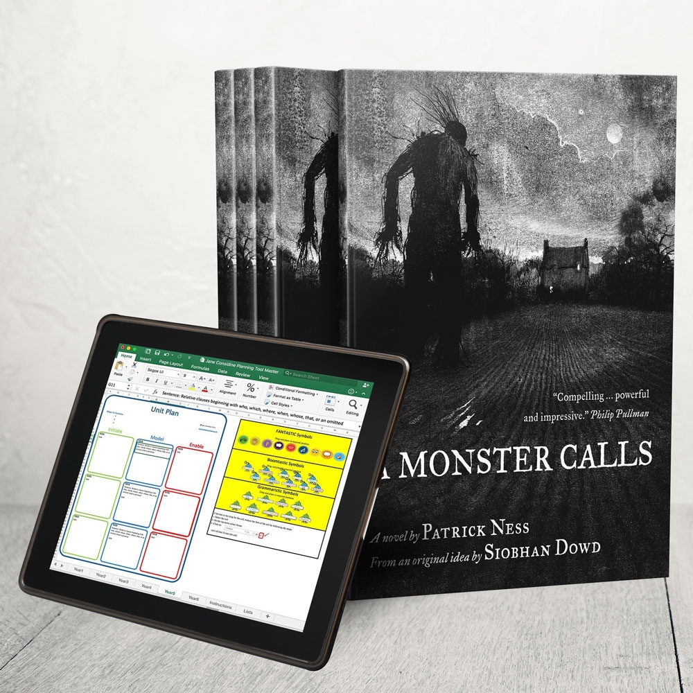 A Monster Calls – Unit Plan – Year 6
