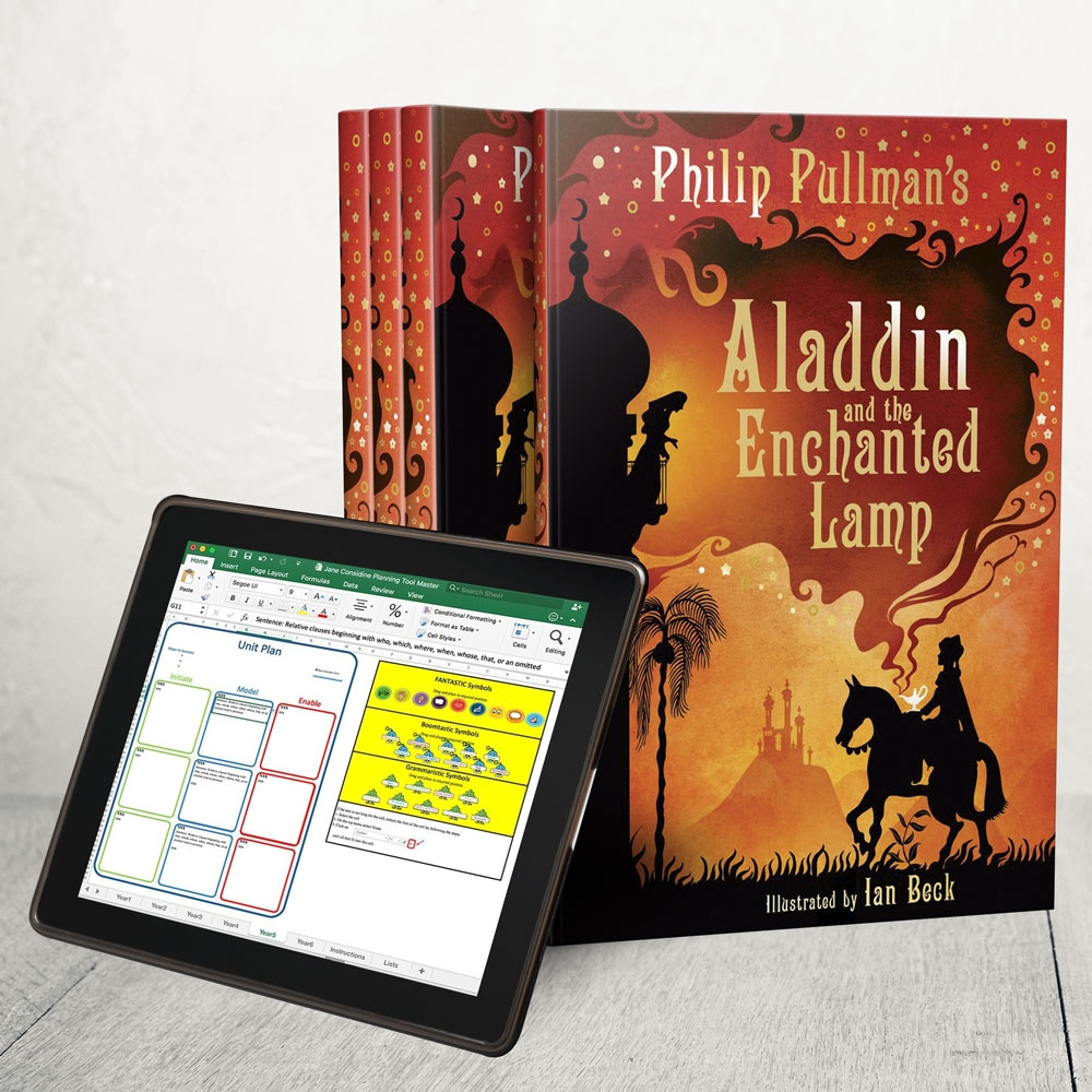 Aladdin and the Enchanted Lamp – Unit Plan – Year 4
