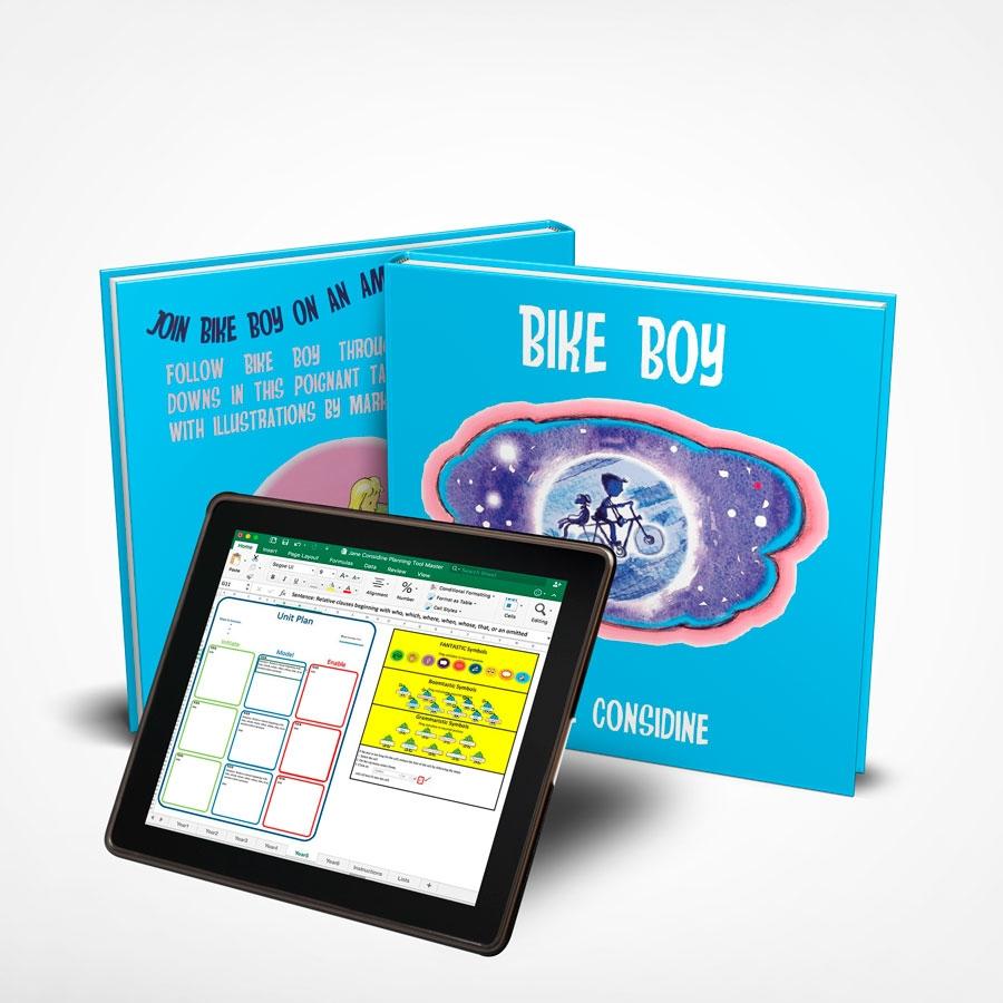 Bike Boy – Unit Plan – Year 4