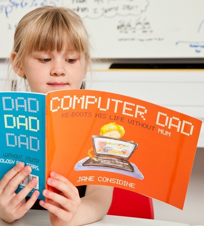 Set of 6 Picture Books – Computer Dad
