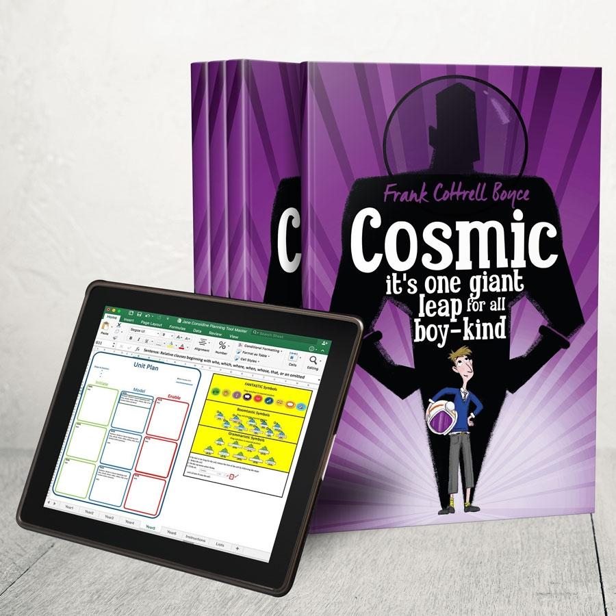 Cosmic – Unit Plan – Year 5