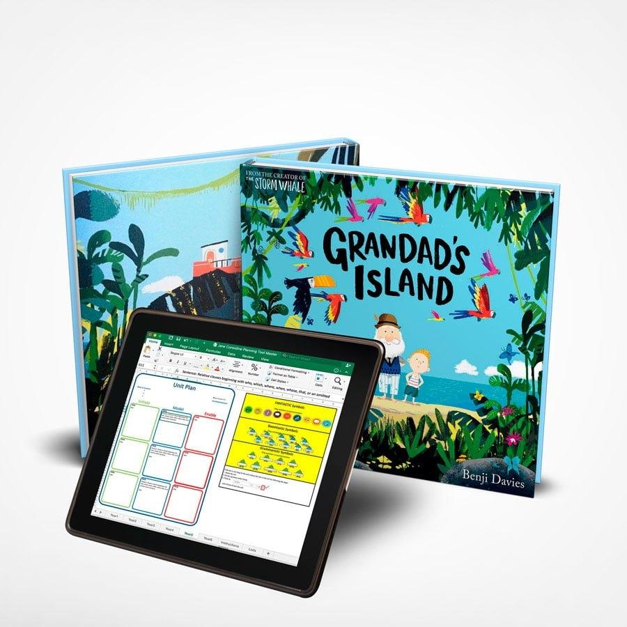Grandad's Island – Unit Plan Year 1
