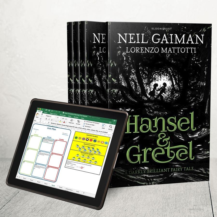 Hansel & Gretel – Unit Plan – Year 6