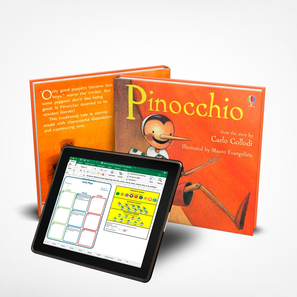 Pinocchio – Unit Plan – Year 1