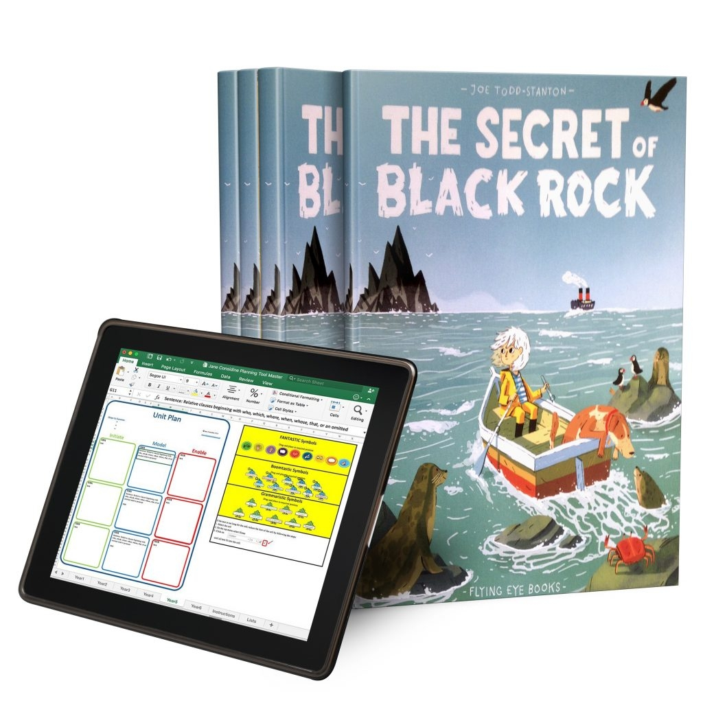 The Secret of Black Rock – Unit Plan Year 3