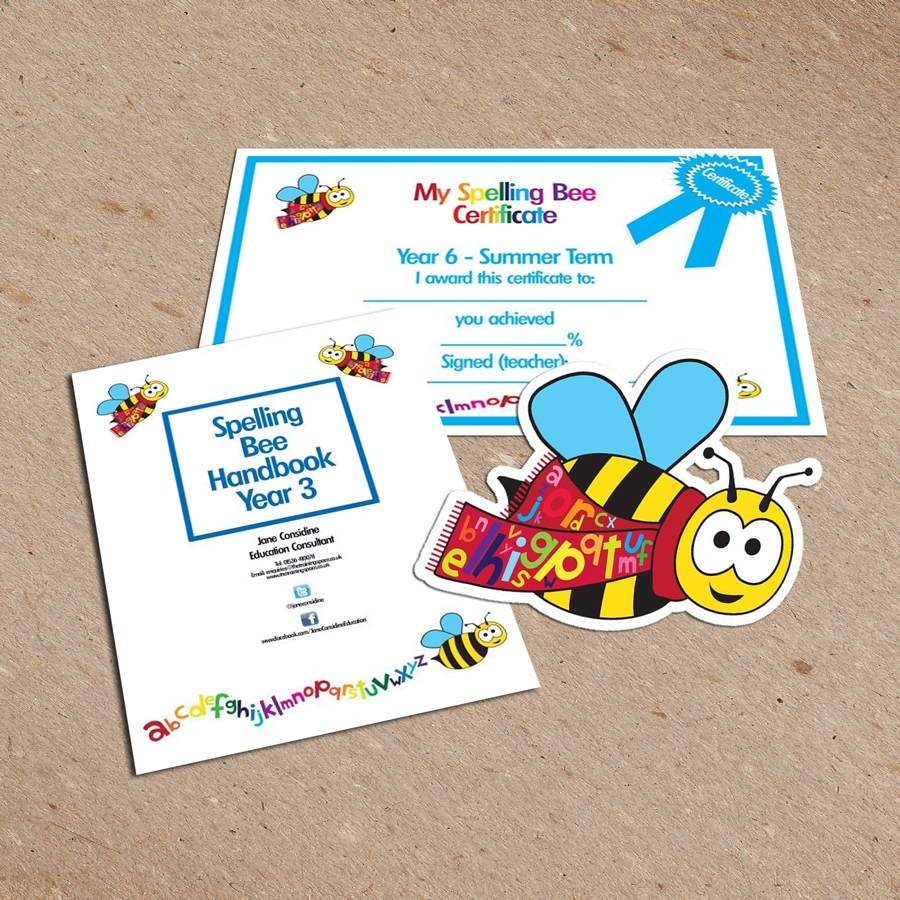 The Spelling Bee – Years 1 to 6