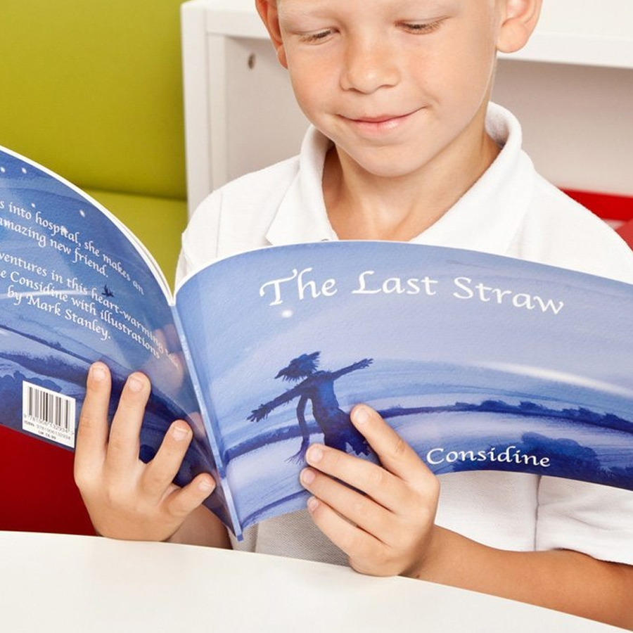The Last Straw by Jane Considine