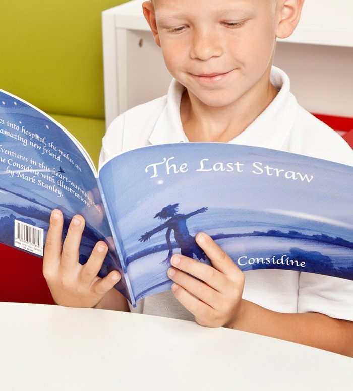 Set of 6 Picture Books – The Last Straw