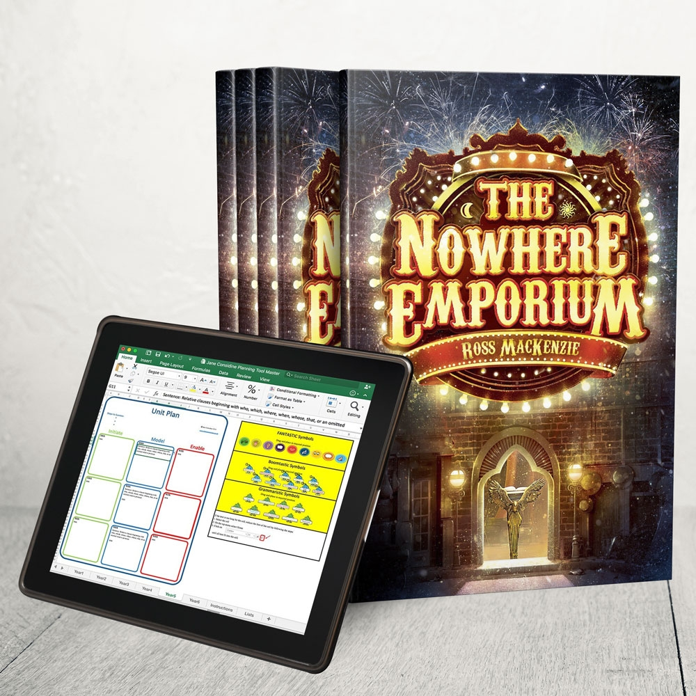 The Nowhere Emporium – Unit Plan – Year 5