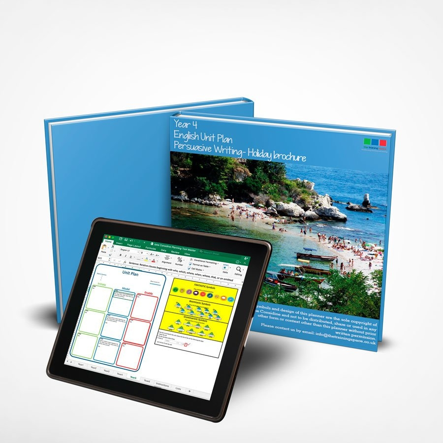 Non-fiction- Persuasive Writing – Holiday Brochure – Unit Plan – Year 4
